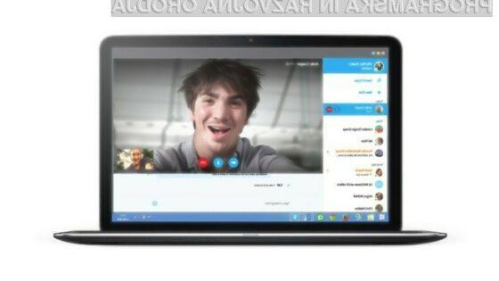 Skype v brskalniku za vse