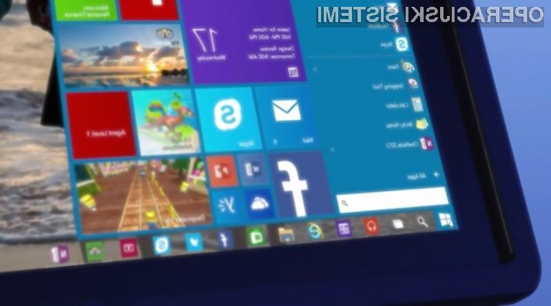 Z operacijskim sistemom Windows 10 bomo več pridobili kot izgubili.