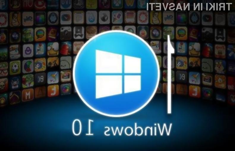 Windows 10 na ključku USB že naprodaj na Amazonu!