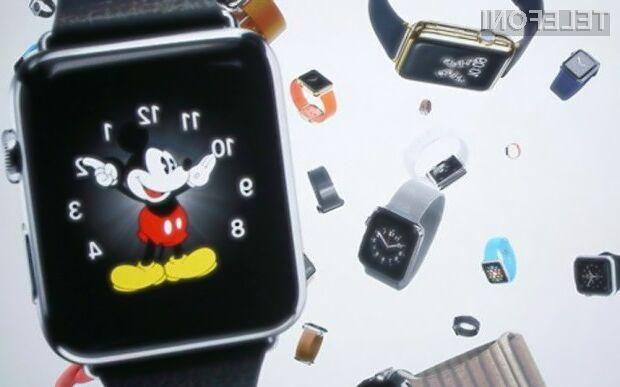 Apple se bo moralo pred evropskim sodiščem tokrat zagovarjati zaradi uporabe imena Watch.