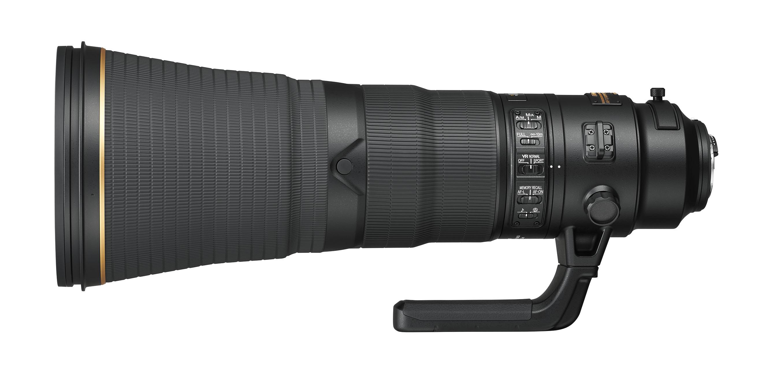 AF-S NIKKOR 600 mm