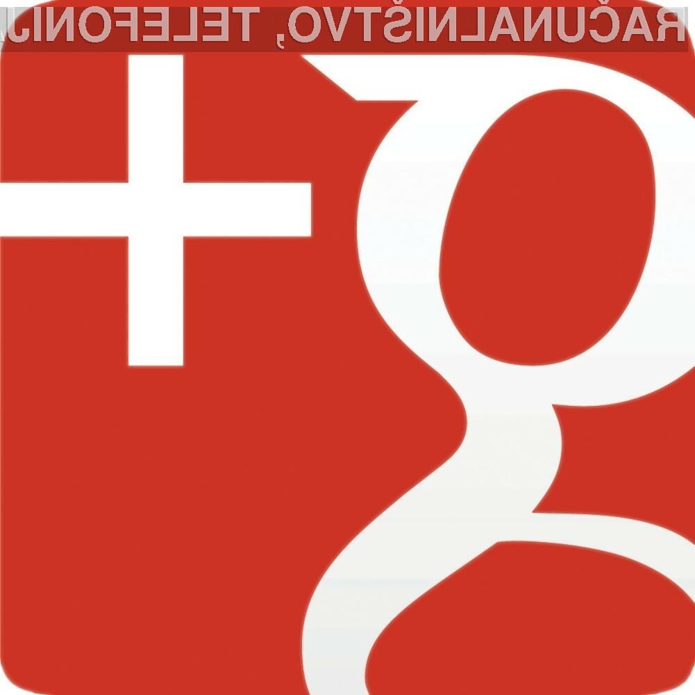 Google bo družbeno omrežje Google+ poskušalo rešiti s spremembo uporabniške izkušnje!
