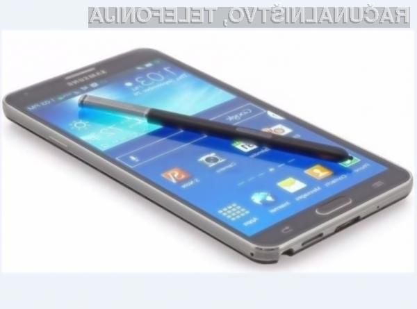 Tablifon Samsung Galaxy Note 5 naj bi bil naprodaj še pred poletjem!