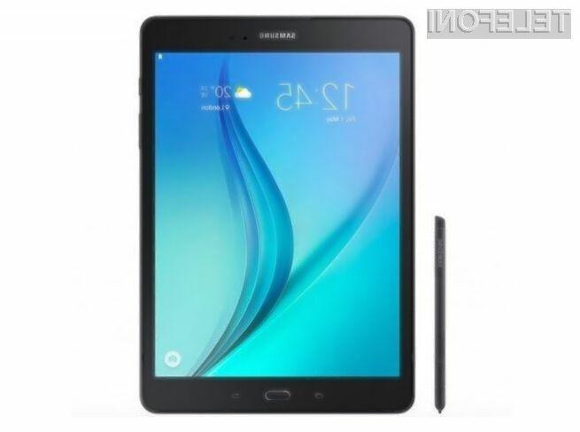 Tablica Samsung Galaxy Tab A Plus je primerena predvsem za manj zahtevne uporabnike.