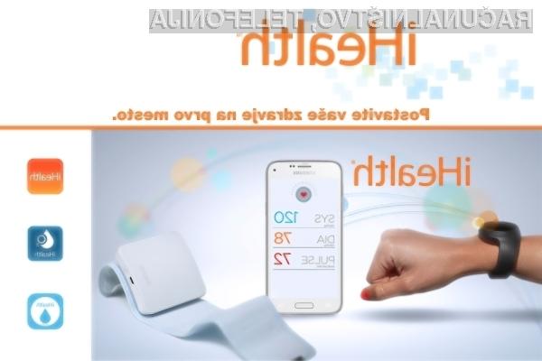 Pametne naprave za vaše zdravje!