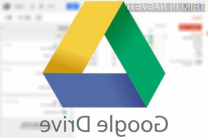 Google Drive odslej ponuja več možnosti za nadzor nad deljeno vsebino!