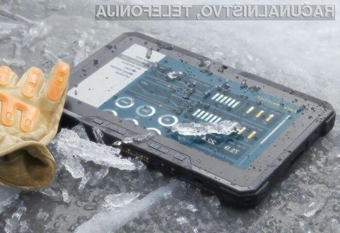 Tablica Dell Latitude 12 Rugged Tablet bo zlahka prenesla tudi največje obremenitve!