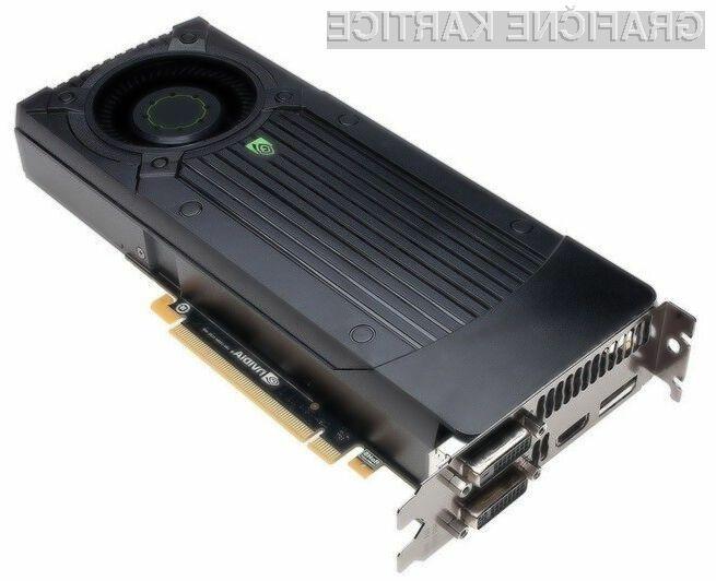 Igričarji pozor: Nvidia GeForce GTX 950 na voljo že avgusta!