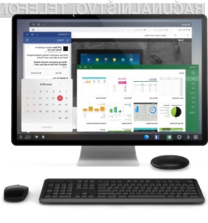 Osebni računalnik Remix Mini podjetja Jide Tech vas bo zlahka prevzel!