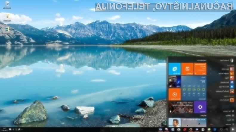 Operacijski sistem Microsoft Windows 10 bo trd oreh za hekerje!