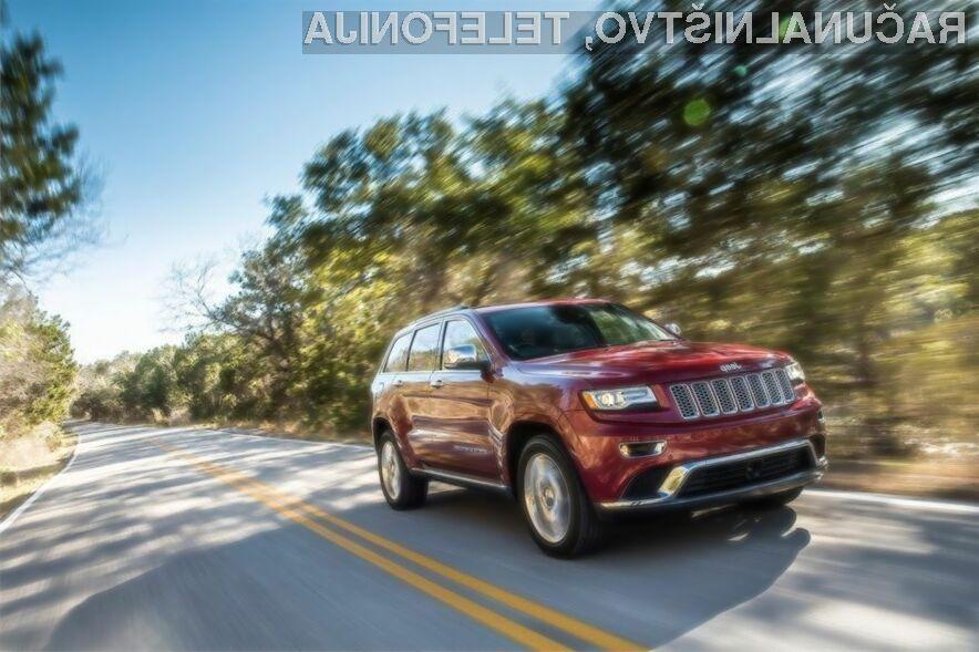 Avtomobilski sistemi podjetja Fiat Chrysler Group bodo kmalu postali varni!