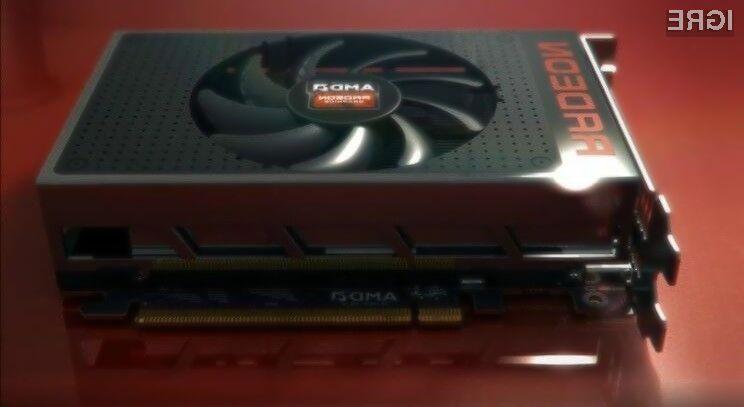 Miniaturni model grafične kartice AMD Radeon R9 igričarje zagotovo ne bo pustil na cedilu!