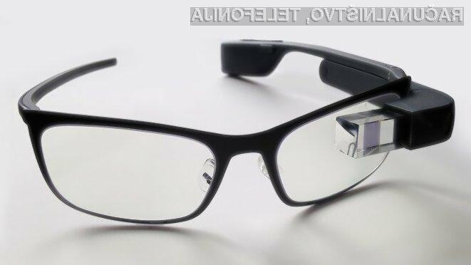 Google Glass 2 tik pred pričetkom prodaje?
