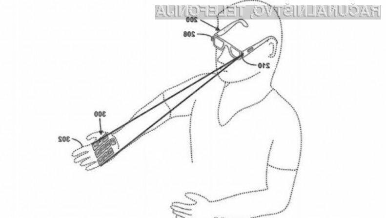 Googlova navidezna tipkovnica naj bi močno olajšala uporabo pametnega mobilnega telefona!
