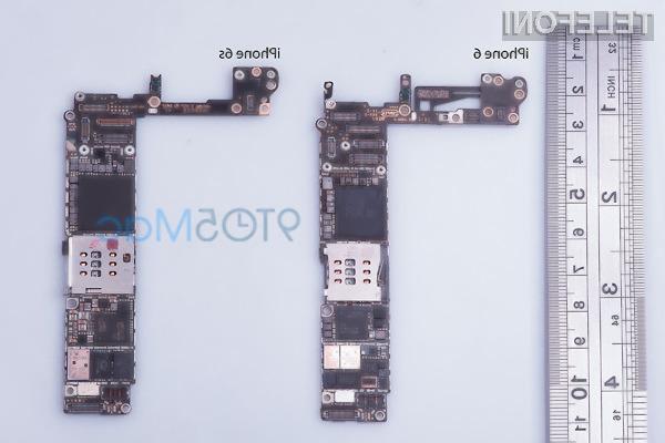 Apple iPhone 6S naj bi bil vsaj po zmogljivosti precej boljši od predhodnika.