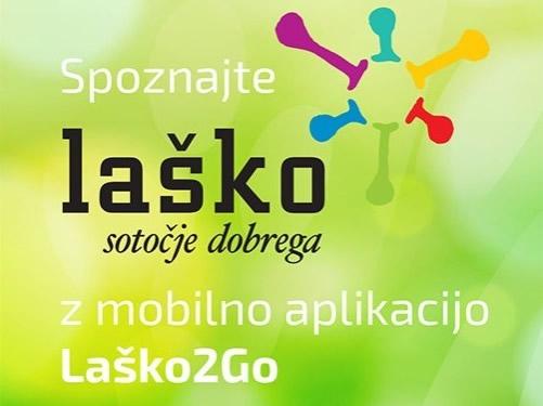 Aplikacija za načrtovanje izletov po turistični destinaciji Laško - sotočje dobrega