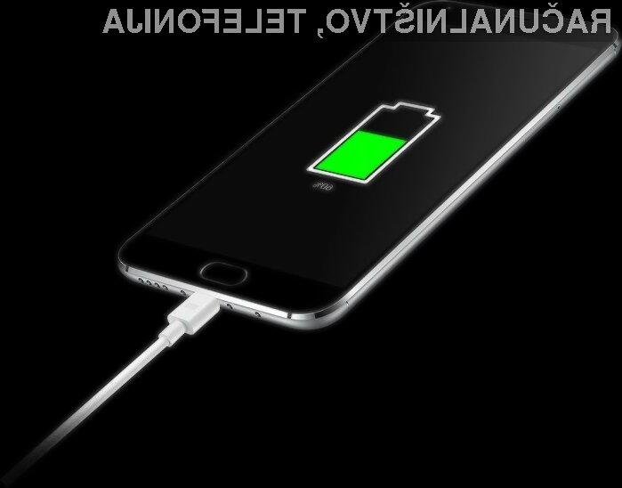 MWC 2017: Samo 20 minut za polnjenje baterije