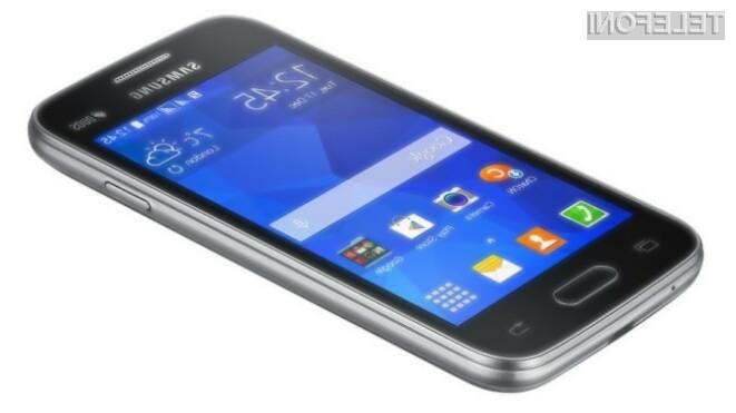 Samsung Galaxy V Plus je dostopen po super ugodni ceni!