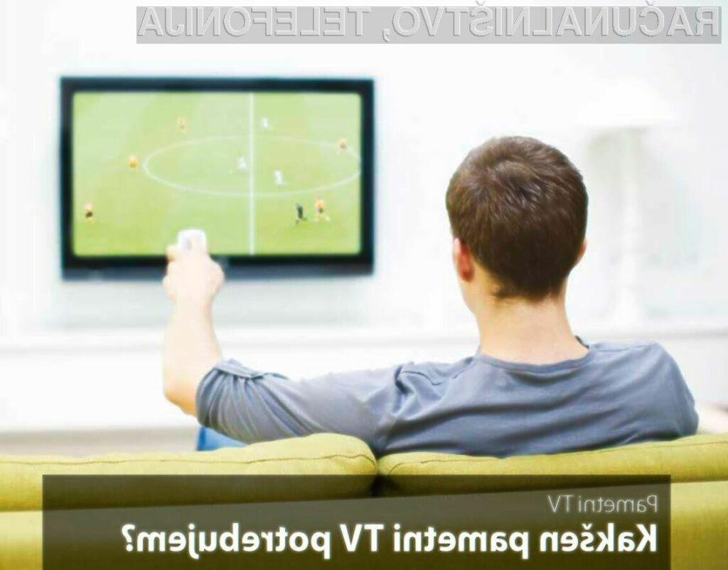 Kakšen pametni TV zares potrebujete?