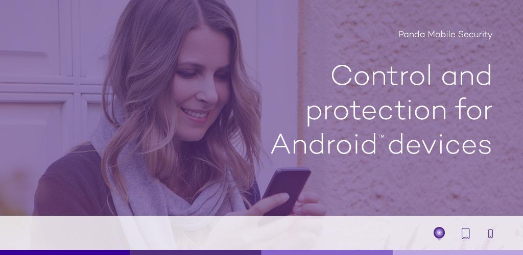 Panda Mobile Security vas opozori, če kdo premakne vaš telefon