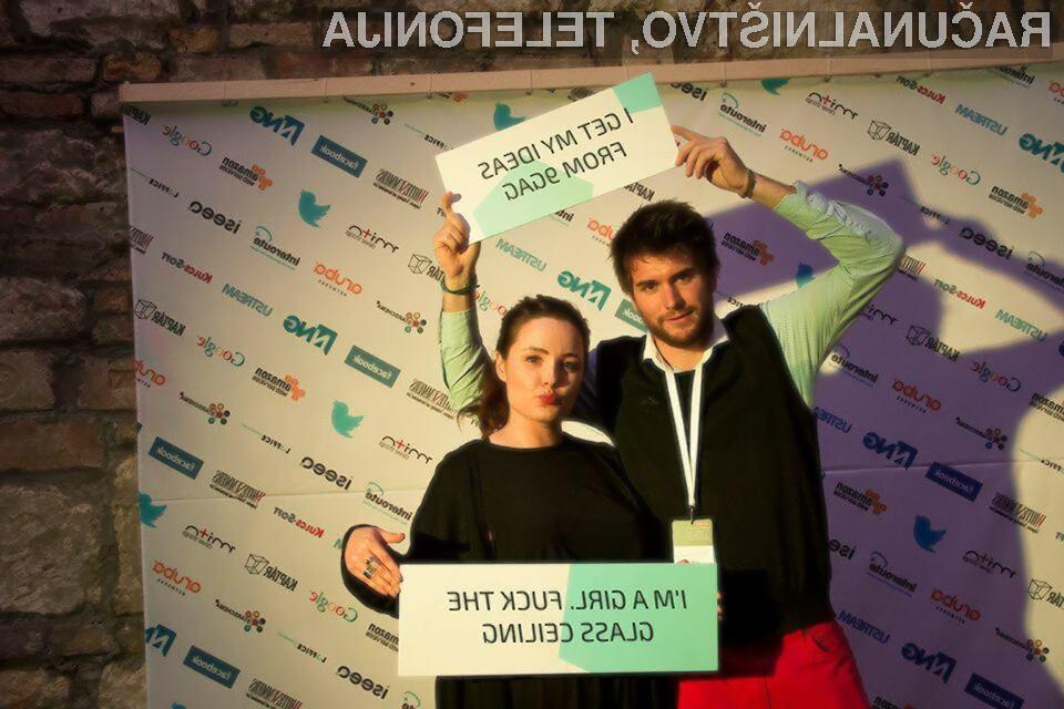 Največji startup festival brez pitchev in konference v Srednji Evropi je spet v zagonu!
