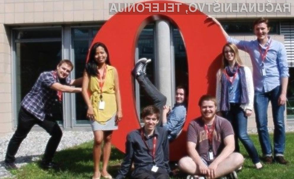 Norveška programska hiša Opera Software naj bi kmalu dobila novega lastnika!