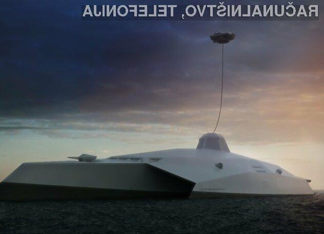 Britanska vojaška ladja prihodnosti Startpoint Dreadnought 2050 izgleda naravnost fantastično!