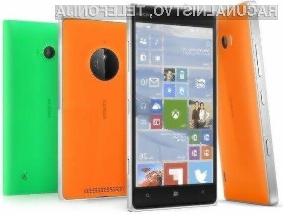 Windows 10 Mobile bo po vsej verjetnosti mogoče namestiti zgolj na zmogljivejše mobilnike  Windows Phone.