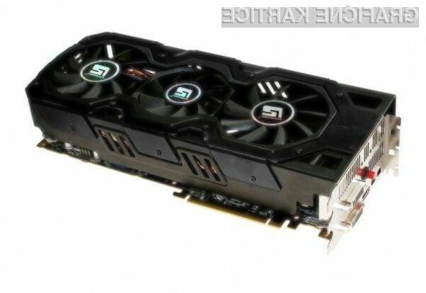 Podjetje AMD velike izgube beleži tudi na grafičnem področju!