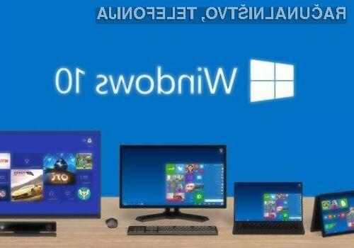 Ruski politiki v operacijskem sistemu Windows 10 vidijo le težave.