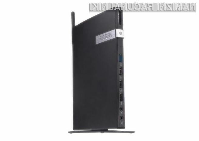 Asus EeeBox E410 je kot nalašč za predvajanje visokoločljivih filmskih posnetkov!