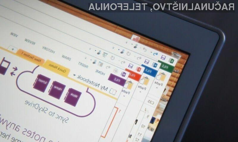 Kupci mobilnih naprav z Windowsi 10 bodo deležni še brezplačnega dostopa do pisarniškega paketa Office 365 Personal!