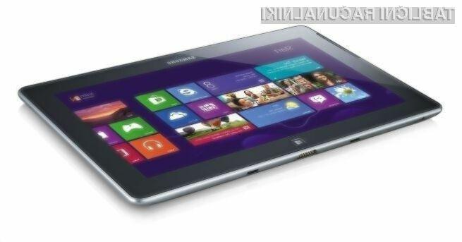 Nova tablica Samsung bo zlahka nadomestila kompaktne prenosnike!
