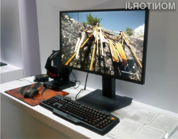 Asus z enim boljših zaslonov za igre