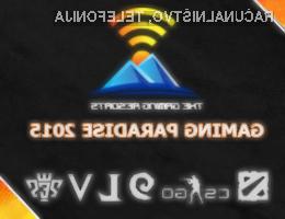 Obiščite festival Gaming Paradise in si priigrajte 5.000 USD