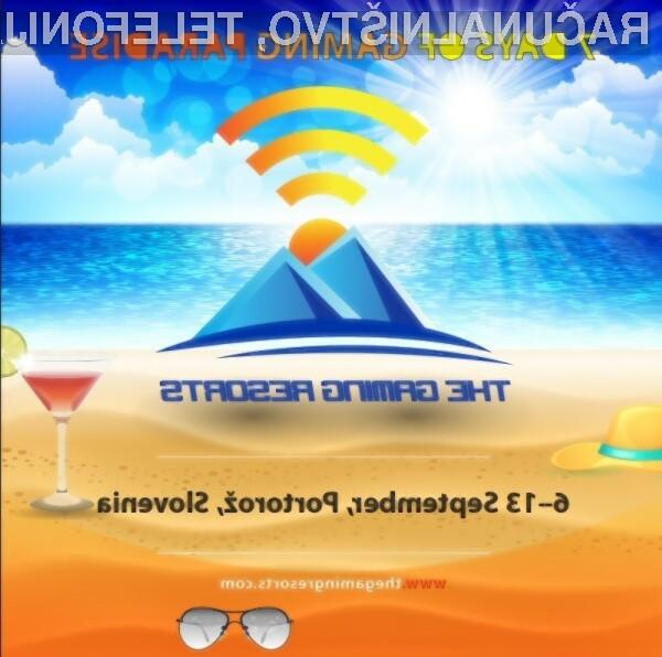 Največji e-športni festival v tem delu Evrope – V Sloveniji!