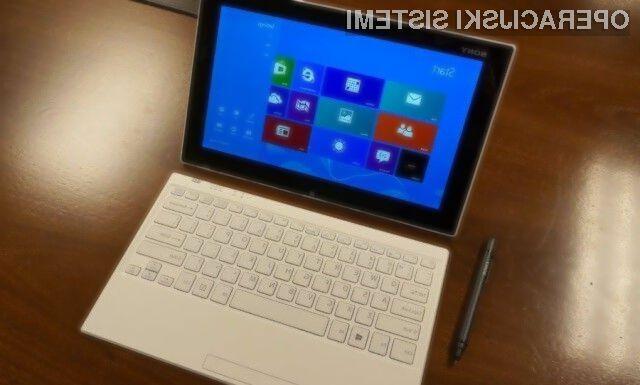 Sony verjame, da je z nadgradnjo na Windows 10 dobro počakati!