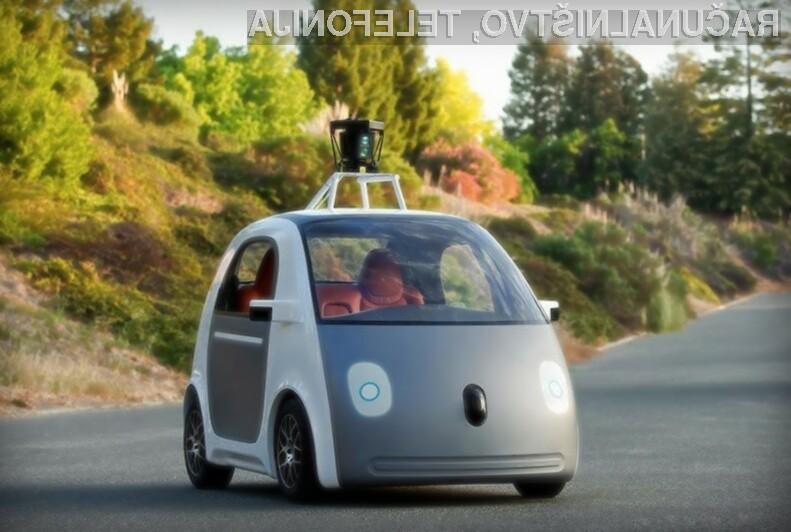 Avtomobili brez voznika bodo komunicirali s pešci!