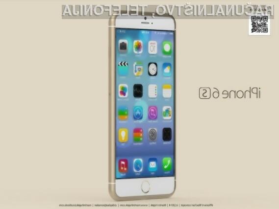 Za najcenejši iPhone 6S bo potrebno odšteti kar 700 evrov!