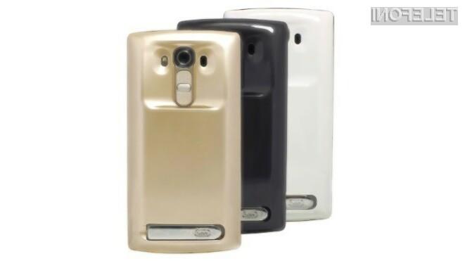 Z baterijo Mugen HLI-G4XL bomo avtonomijo mobilnika LG G4 podaljšali za kar 2,07 krat!