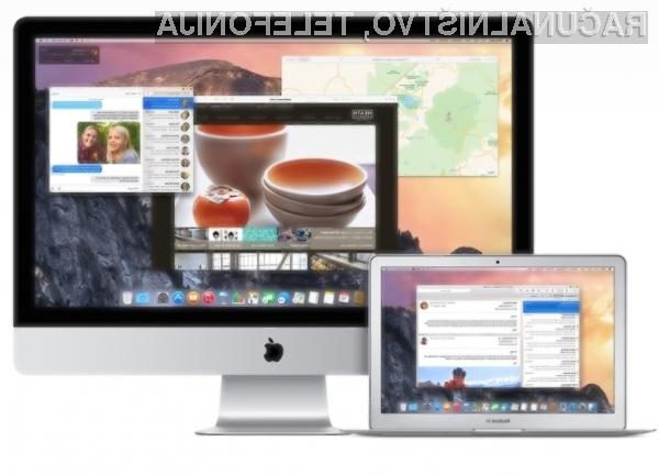 Apple naj bi varnostno luknjo v operacijskem sistemu Yosemite zakrpal kmalu!