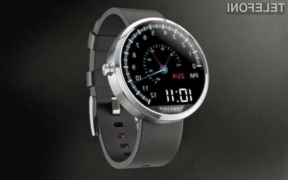 Nova pametna ročna ura Samsung Gear A naj bi se lažje »spopadala« z Applovim Watchem!