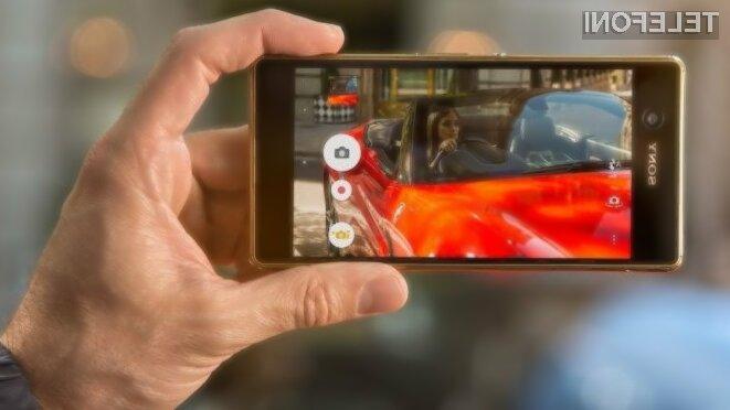 Sony Xperia M5 je prvi mobilnik s fotoaparatom s hibridnim sistemom izostritve!