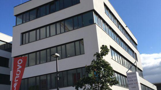 EBC stavba