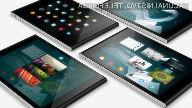 Tablični računalnik Jolla Tablet je kljub zamudi navdušil prve kupce!