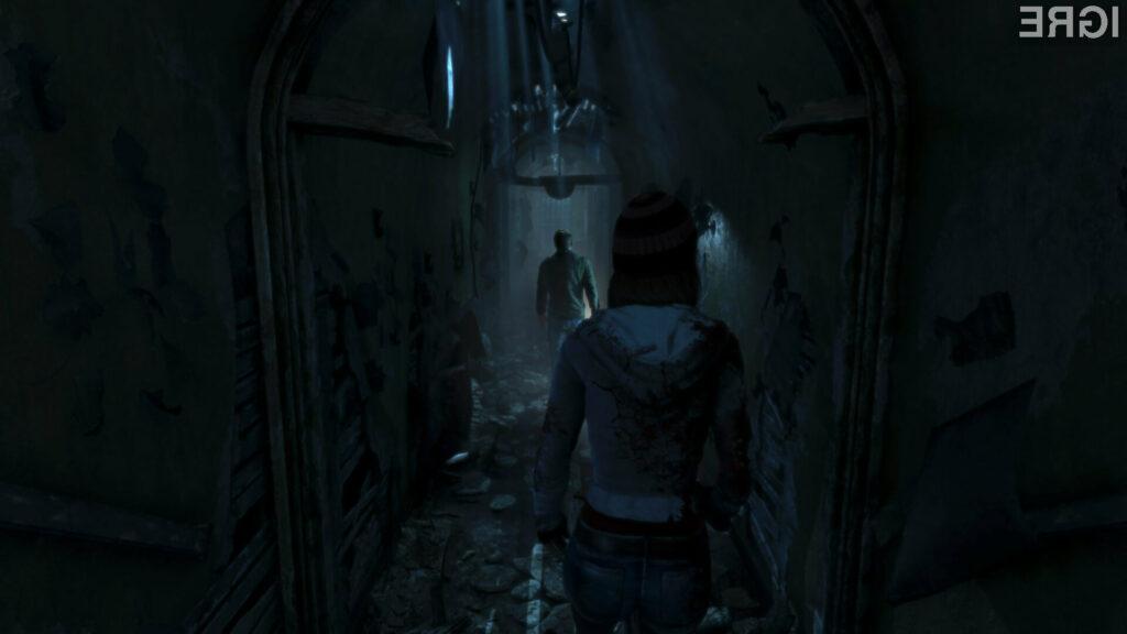 Until Dawn: Igranje horror filma