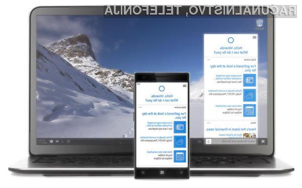 Windows 10 Threshold 2 naj bi prinesel bogato paleto novih možnosti!
