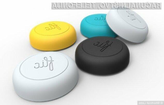 Pametni gumb nam bo olajšal marsikatero opravilo!