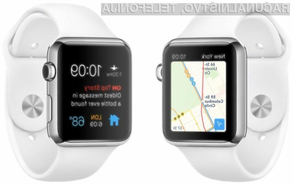 Apple Watch OS 2 prinaša bogato paleto uporabnih novosti!