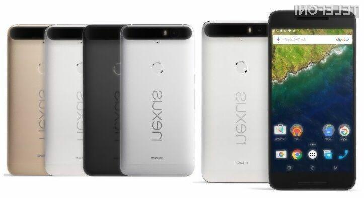 Google Nexus 6P bo zlahka prevzel lovoriko enega najboljših mobilnikov na modrem planetu.